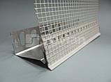 Накладка (профиль) ПВХ с капельником для цокольного профиля, 2м, фото 3