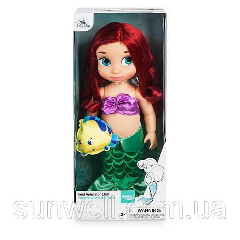 Кукла Дисней Disney Animators' Collection Ariel Doll - 15', 38см Оригинал, фото 2