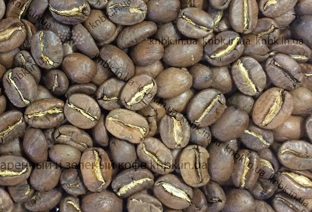 Арабика Бурунди (Arabica Burundi) фото зерен бурундийского кофе