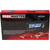 Парковочный радар (парктроник) ParkMaster 6-DJ-29 Silver