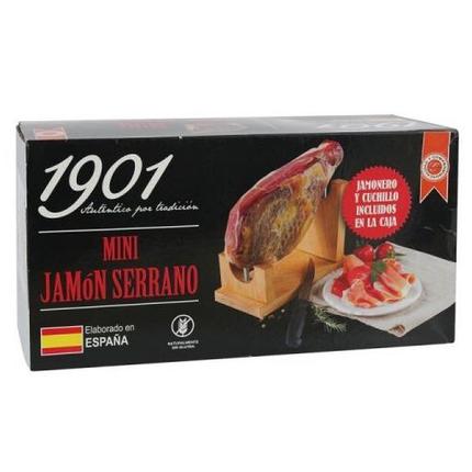 Хамон Comapa 1901 Mini Jamon Espanol (подарочный набор) 800g, фото 2