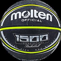 Баскетбольный мяч Molten 1500 Official BKSL