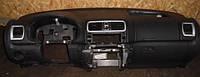 Торпедо под Airbeg ( передняя панель ) -10SkodaFabia2007-5j1857007bq, 5J1857091h