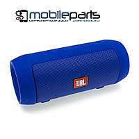 Портативная колонка (Аудиоколонка) JBL CHARGE MINI (Синяя)