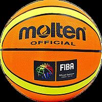 Баскетбольный мяч Molten size 7