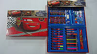 "Набор художника в кейсе,68пр ""Тачки Cars"",300*210*40мм.Детский набор для рисования ""Тачки Cars"" в карт. чемода"