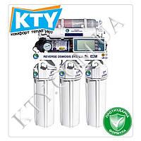 Фильтр обратного осмоса Bio+systems RO-50SL02M (мембрана Filmtec, c насосом и минерализатором, цифровая панель)