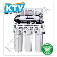 Фильтр обратного осмоса Bio+systems RO-50SL03M (мембрана Filmtec, c насосом и минерализатором)