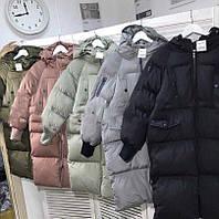Ультрамодная и Супертеплая Куртка Парка Овер на Зиму с карманами на Груди!