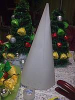 Мишура новогодняя 50 мм, длина 2500 мм