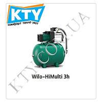 Насосная станция Wilo HiMulti 3 Модель Wilo: H100-25;