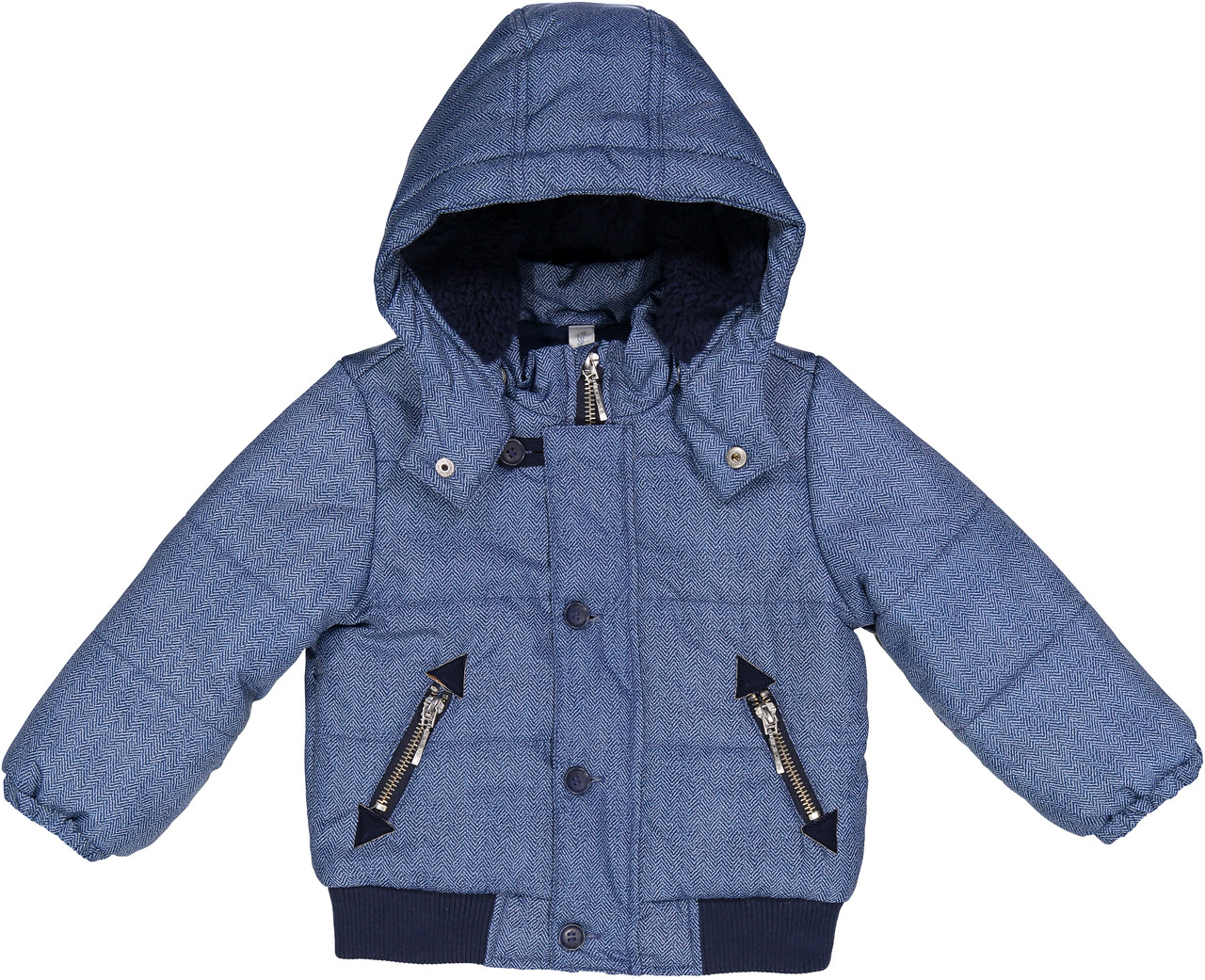 Теплая куртка для мальчиков 9-36 месяцев, Idexe', 969.37080.00