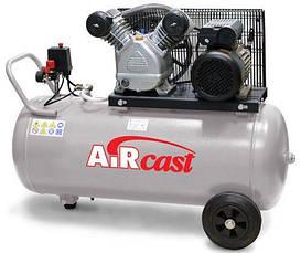 Компрессор поршневой Aircast СБ4/С-100.LB30 (420 л/мин)
