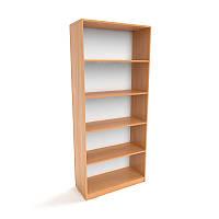 Стеллаж офисный для документов СT-1 (600*350*1840h), офисная мебель, офисные стеллажи для документов