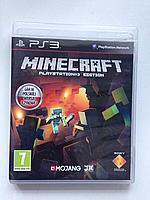 Видео игра Minecraft (PS3) pyc.