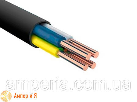 ВВГ 4х35 провод, ГОСТ (ДСТУ), фото 2