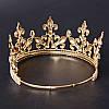 Корона мужская ОЛИМПИЯ церковная круглая корона царская , фото 4