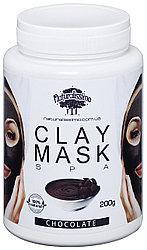 Глиняная маска с Шоколадом, 200 г