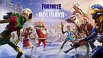 В Fortnite началось рождественское событие