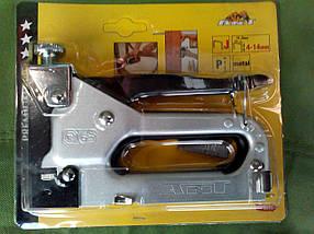 Ручной степлер хром 4-14 мм. ANT