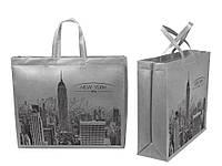 "Ко сумка ВОХ, Размер: 500Х420Х150, ""New York"" с молнией"