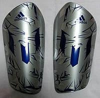 Щитки Adidas Lite металлик, фото 1