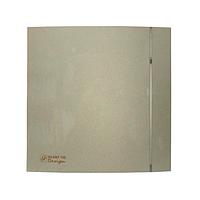 Вентилятор Soler & Palau Silent 100 CZ Design 4C champagne