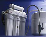 Руководство по самостоятельной установке фильтра для воды с системой обратного