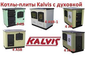 """Котлы твердотопливные для отопления """"Kalvis """" (Литва-Украина)"""