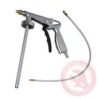 Пистолет под гравитекс пневматический с гибкой насадкой INTERTOOL PT-0703 Код:323775687