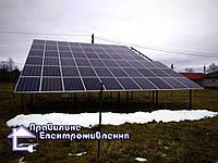 Сонячна електростанція 30 кВт с. Драчинці