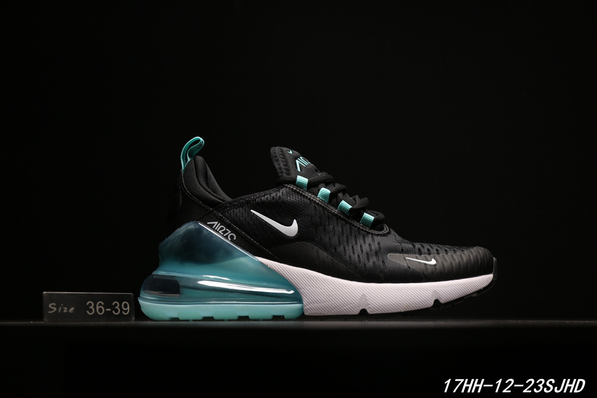 Кроссовки Nike Air Max 270 найк аир макс мужские женские реплика