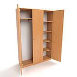 Шкаф офисный для одежды ШО-4. Шкафы для верхней одежды, фото 3