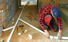 Монтаж и установка встроенного пылесоса