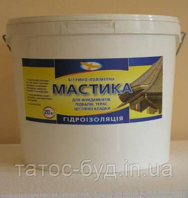 Мастика битумно-масляная МБ-50