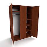 Шкаф для одежды ШО-5. Офисные шкафы для одежды. Корпусная мебель, фото 3
