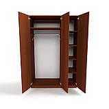 Шкаф для одежды ШО-5. Офисные шкафы для одежды. Корпусная мебель, фото 5