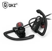 Беспроводные Bluetooth Наушники QKZ KZ QG8 с микрофоном, фото 1