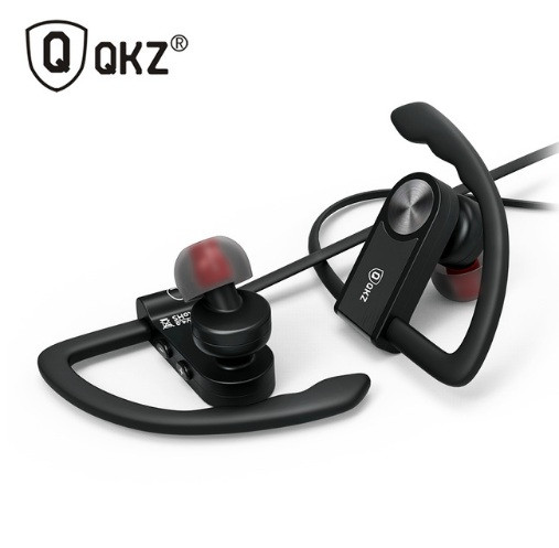 Беспроводные Bluetooth Наушники QKZ KZ QG8 с микрофоном