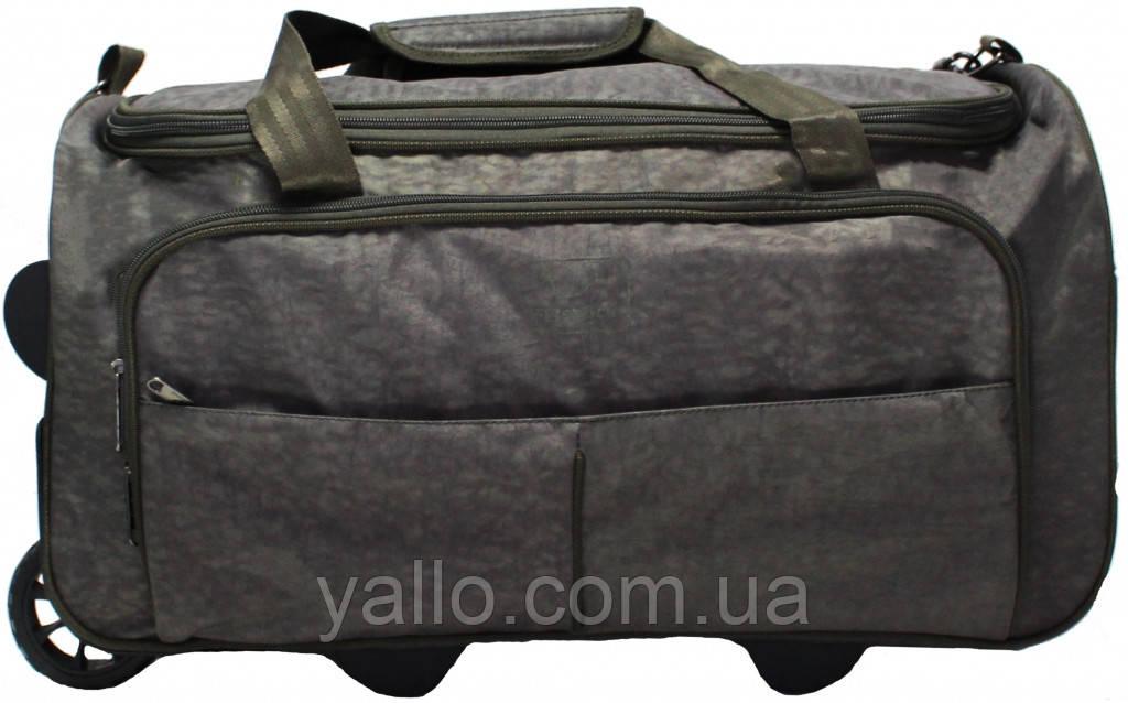 Колёсная сумка для дальних поездок