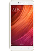 Xiaomi Redmi Note 5A Pro 3/32Gb  gold Snapdragon 12 мес.гарантия/ 3 мес.