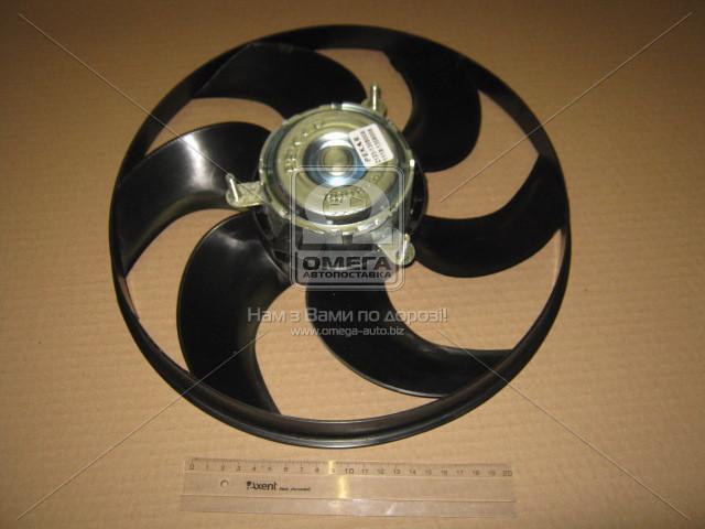 Электровентилятор охлаждения радиатора ВАЗ 1117, 1118, 1119, КАЛИНА (пр-во ПЕКАР). Ціна з ПДВ.