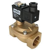 """Клапан электромагнитный нормально открытый прямого действия Н.О, ODE 21A8ZB55G 1/2"""""""