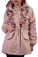 Парки женские с вышивкой Pronto Moda New collection лот10шт, фото 1