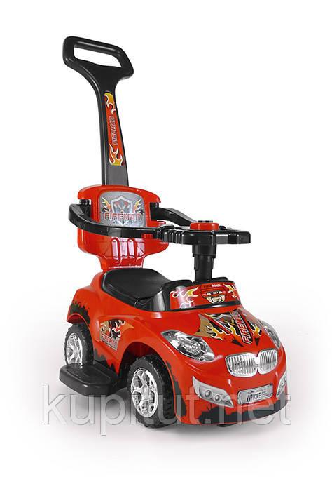 801 Машинка-каталка  Happy ТМ Milly Mally (красный(Red))