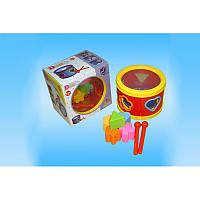 Барабан - сортер в коробке