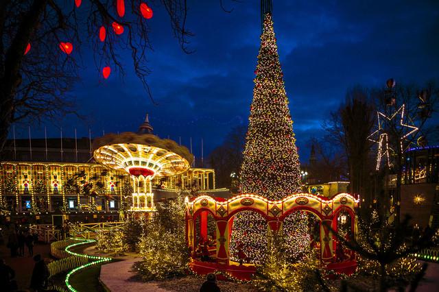 Рождественский рынок в Копенгагене, фото 4