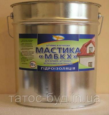 Мастика битумная МБКХ 25 кг, Харьков