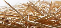 Зубочистка из бамбука