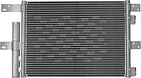 Радиатор кондиционера Ивеко еврокарго Iveco EuroCargo